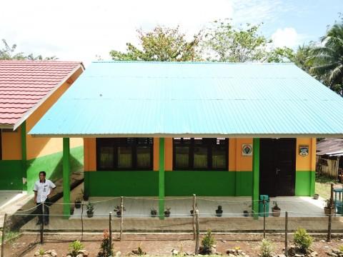 Ditjen PDT Bangun Ruang Kelas Sekolah di Daerah Tertinggal