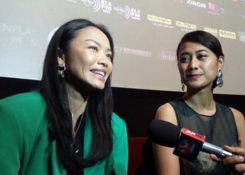 Kelly Tandiono Anggap Wajar Memar-Memar Usai Syuting Film Gundala