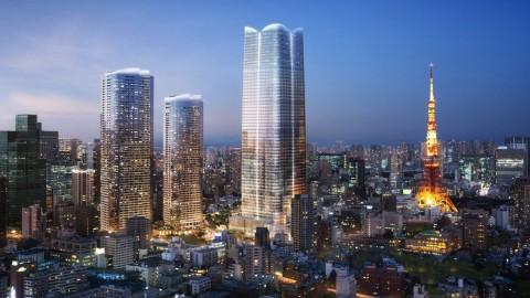 Pembangunan Gedung Tertinggi di Jepang Ditargetkan Selesai pada 2023
