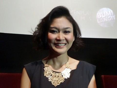 Marissa Anita Tak Sadar Dipersiapkan Sejak Lama Perankan Ibu Sancaka di Film Gundala
