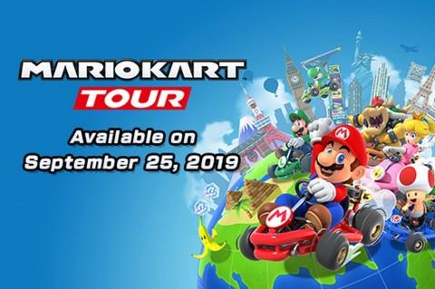 Nintendo Resmi Gelar Mario Kart Tour pada 25 September