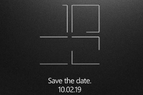 Microsoft akan Helat Acara Surface pada 2 Oktober?