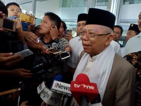 Ma'ruf Minta KNPI Pimpin Indonesia di Tahun 2024