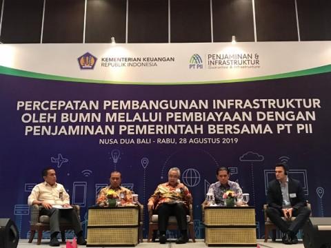 BUMN Diharap Memahami Regulasi Pinjaman untuk Pembangunan Infrastruktur