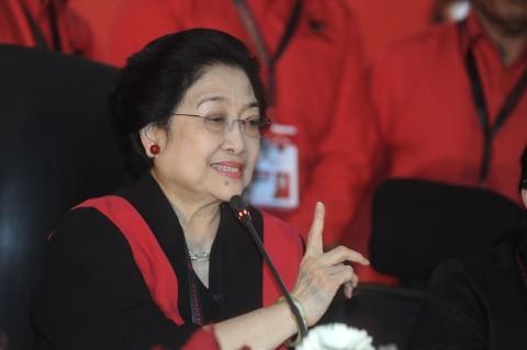 Megawati Tepis Intervensi Penyusunan Kabinet 2019-2024