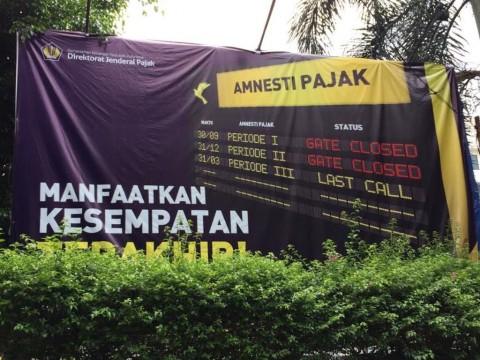 Pemerintah Diminta Pertimbangkan Amnesti Pajak Jilid II