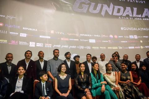 Film Gundala Tayang Perdana Hari Ini
