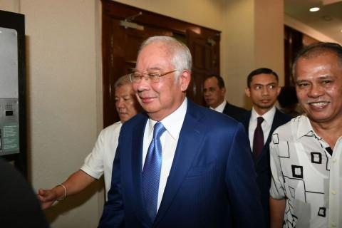 Najib Razak Dituduh Lakukan 21 Pencucian Uang