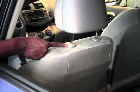 Cara Tepat Setel Sandaran Kepala di Jok Mobil