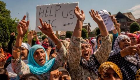 Insiden Protes di Kashmir Terus Meningkat