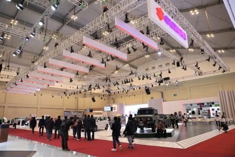 Suzuki Masih Sisakan Amunisi Mobil Baru Tahun Ini