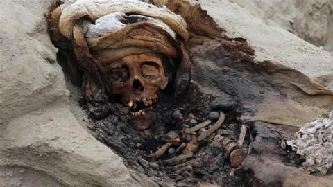 Kuburan Berisi 227 Jasad Bocah Ditemukan di Peru
