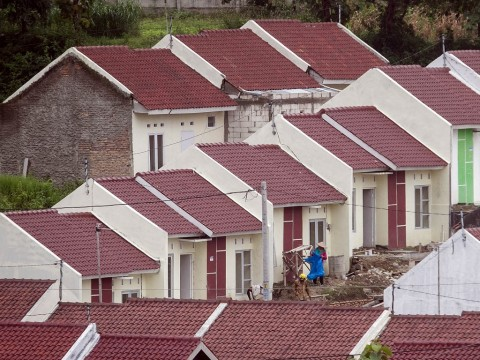 847 Ribu Rumah Dibangun per Agustus 2019