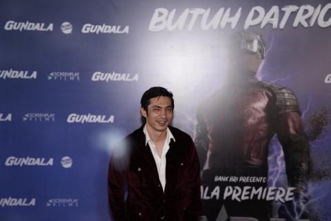 Abimana Berharap Gundala Curi Perhatian Investor untuk Film Indonesia
