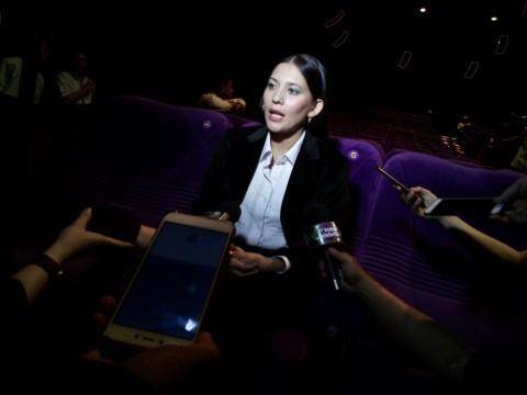 Hannah Al Rashid Bersyukur Ilmu Bela Dirinya Berguna di Film