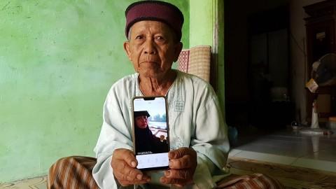 31 Tahun Hilang Kabar, Carmi Ditemukan