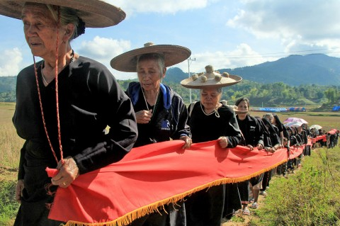 Uniknya Ritual Tradisi Budaya Mangaro Mamasa