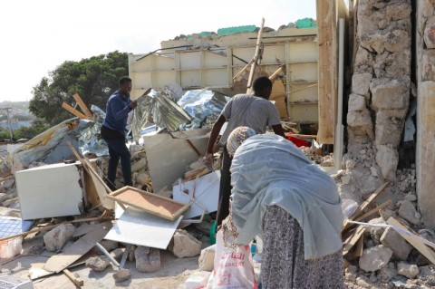 Kelaparan Parah Ancam Jutaan Orang di Somalia