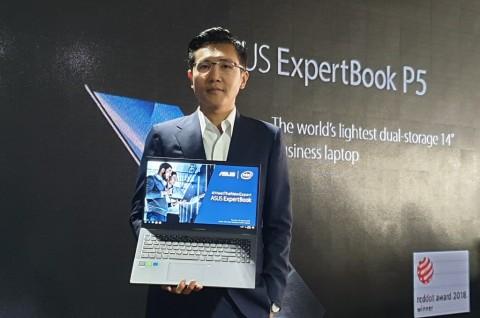 ASUSPRO Ganti Nama Jadi Expert, Rilis 4 Laptop Anyar