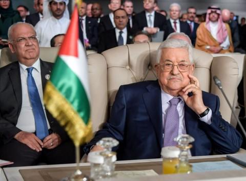 Presiden Palestina Kunjungi Jerman dan Prancis