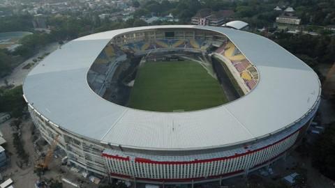 Jokowi Promotes Manahan Stadium as Solo's New Icon