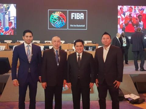 FIBA Apresiasi Laporan Perbasi