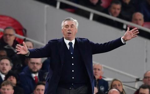 Reaksi Ancelotti Usai Napoli Kembali Satu Grup dengan Liverpool