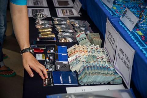 BNN Ungkap TPPU Gembong Narkoba Senilai Rp 28 Miliar