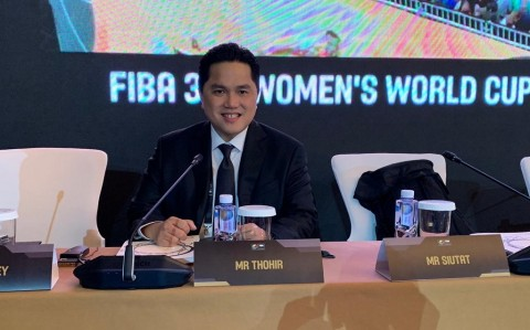 Erick Thohir kembali Dipercaya Jadi Anggota <i>Central Board</i> FIBA