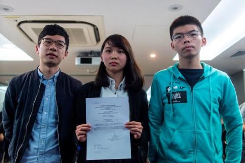 Jelang Demo, Hong Kong Tangkap Dua Aktivis Lagi