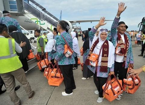 Pemulangan Jemaah Haji Gelombang Dua Dimulai