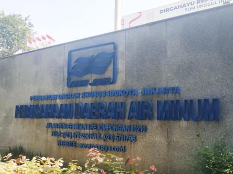 Pasokan Air Jakarta Masih Aman