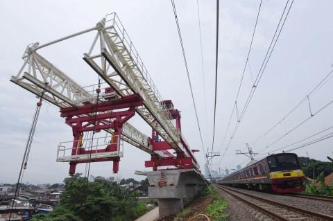 Proyek Jalur Rel Dwiganda Perlu Libatkan Pemda