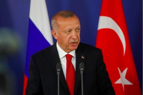 Erdogan Tuntut AS atas Zona Aman di Suriah