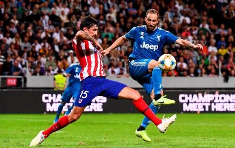 <i>Head to Head</i> Atletico vs Juventus