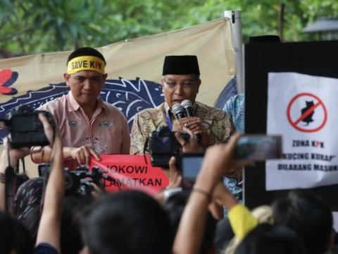 Said Aqil Minta Jokowi Pilih Capim KPK Berintegritas