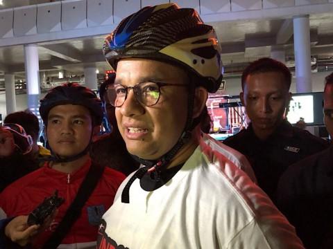 Anies Berbelasungkawa pada SBY