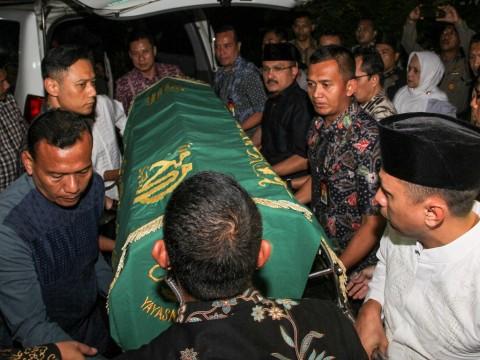 Ibunda SBY Sempat Jalani Perawatan Intensif