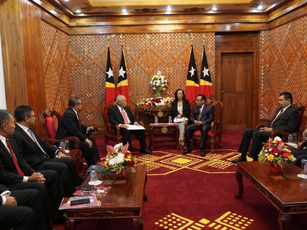 RI Gandeng Erat Timor Leste - Medcom.id
