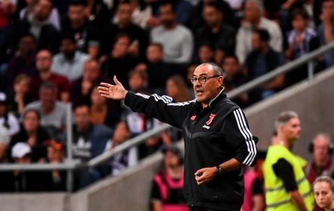 Fokus Pemulihan, Sarri Absen Dampingi Juventus Kontra Napoli