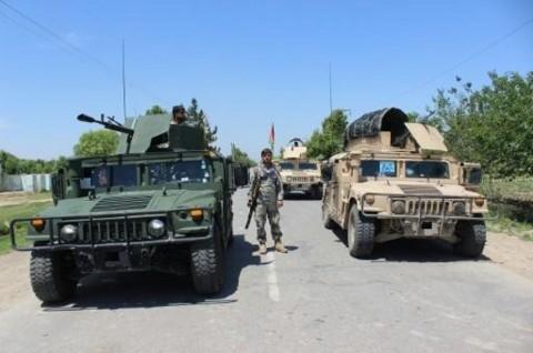 Taliban Bunuh 10 Polisi di Kunduz Afghanistan