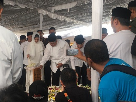 SBY Berharap Dipertemukan Kembali dengan Ibundanya dan Ani Yudhoyono