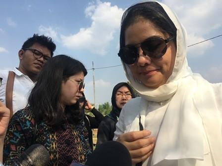 Kenangan Annisa Pohan Bersama Ibunda SBY
