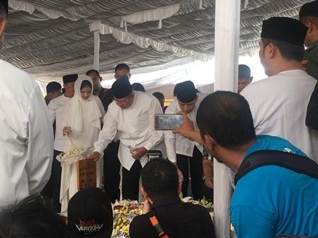 SBY Mengaku Terinspirasi dengan Karakter Ibundanya