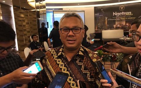 KPU Pegang Salinan Perolehan Suara DPRD Papua