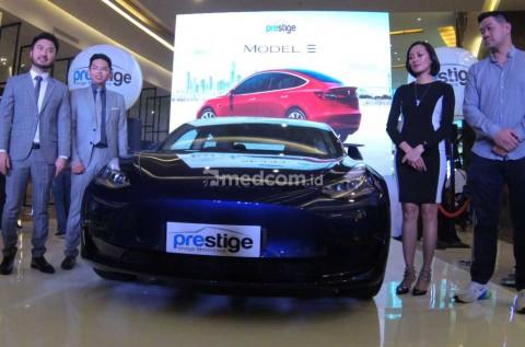 Tesla Model 3 Mendarat di Indonesia