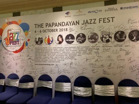 Hotel Papandayan Kembali Gelar Jazz Fest