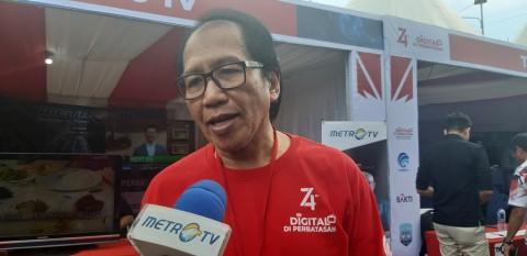 ATVSI Dorong Digitalisasi Penyiaran Merata ke Seluruh Indonesia