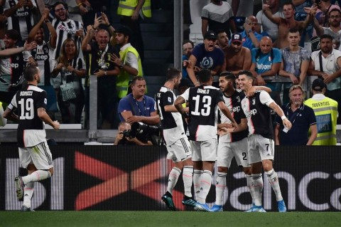 Dramatis, Juventus Tekuk Napoli Lewat Gol Bunuh Diri