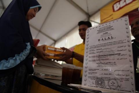 Pemerintah Diminta Buat Aturan Pembiayaan Sertifikat Halal